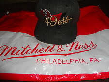 <b>Mitchell & Ness San</b> Francisco 49ers NFL вентилятор кепка, шапки ...