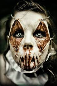 55 <b>Scary</b> Halloween Makeup Ideas That Look <b>Too</b> Real!