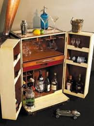 home bars and selection of furniture for home bars as well as prohibition inspired speakeasy bar accessories collection of freestanding home bars and bar trunk furniture
