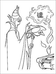 Small Picture Sleeping Beauty coloring pages Download and print Sleeping Beauty
