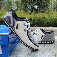 2017 Spring breathable doug <b>men loafers</b> casual <b>shoes</b> increased ...