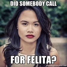 Did somebody call for felita? - Vivid Viv | Meme Generator via Relatably.com