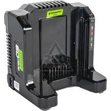 <b>Зарядное устройство Greenworks G60UC</b> (2918507) БЕЗ АККУМ ...