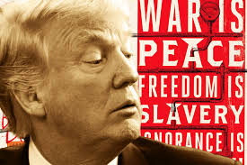 no trump is not like orwell s the daily beast