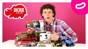 Играем с внедорожником <b>Dickie</b> Toys Playlife. Популярные ...