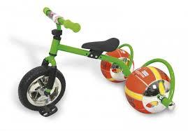 <b>Велосипед трехколесный Bradex</b> с колесами в виде мячей ...