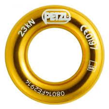 <b>Соединительное кольцо Petzl Ring</b> S - купить в интернет ...