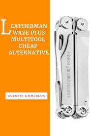 <b>Leatherman Wave Plus</b> Multitool Cheap Alternative   EDC