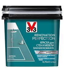 <b>Краска</b> водно-дисперсионная <b>V33 Renovation</b> Perfection для ...