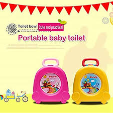 childrens travel small toilet portable travel car mounted