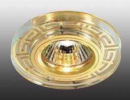 Встраиваемый <b>светильник NOVOTECH 369583 SPOT</b> купить в ...
