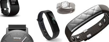 The <b>New Smart Wristbands</b> for 2015 | Wearable Technologies
