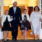Scott Morrison, Australia's New Prime Minister, Balances Politics and Prayer