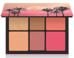 <b>Smashbox Cali Kissed</b> Face Palette Spring 2019 | Cosmetics: face в ...