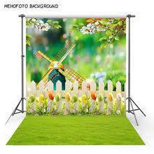 Popular Windmill Backdrop-Buy Cheap Windmill Backdrop lots from ...