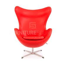 arne jacobsen style midcentury modern egg arm chair arne jacobsen style egg