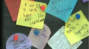 Wishing Wall Returns to Times Square for New Year