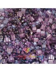 Микс <b>TOHO</b>: Kawaii - Purple/Green (<b>3207</b>) 5 гр.