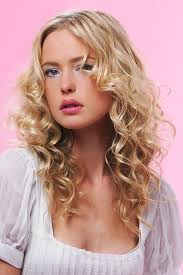 Channel a Jane Austen heroine with centre-parted, loose waves for a romantic, sunny, spring look that's never out of style. Lorraine Ellis and Sandra Jones, ... - the-hair-spa-curly-2_beauty_GL_25mar09_pr_b_592x888