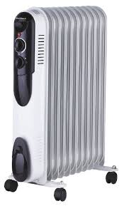 Купить <b>Масляный</b> радиатор <b>NeoClima NC</b>-9311 белый по низкой ...