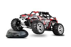 <b>Радиоуправляемый монстр WL</b> Toys 4WD RTR масштаб 1:18 2.4 ...