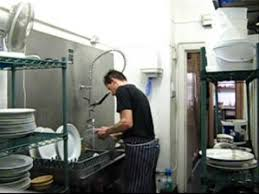 minutes from the work of kitchen porter   youtube
