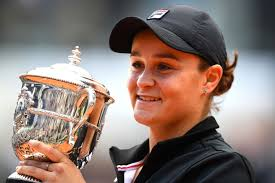 Ashleigh Barty wins French Open <b>women's</b> final with rout of Marketa ...