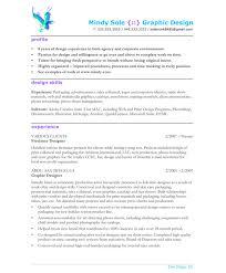 graphic designer   free resume samples   blue sky resumesold version old version old version