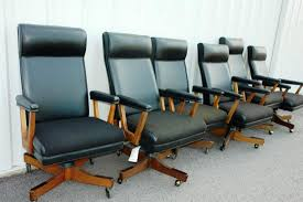 image of mid century office furniture executive chairs chair mid century office