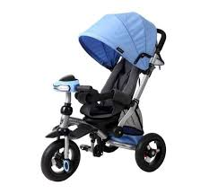 <b>Велосипед трехколесный Moby Kids</b> коляска Stroller trike AIR Car ...