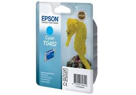 Струйный <b>картридж EPSON C13T04824010</b> купить недорого в ...