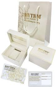 Наручные <b>часы Rhythm ES1401R05</b> — купить в интернет ...
