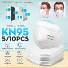 5pcs/10pcs High Quality KN95 Prevent Mask Anti-Dust ... - Vova