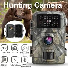 "<b>DL001</b> 16MP 1080P HD 2"" Screen Hunting <b>Camera</b> IR Night Vision ..."