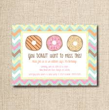 donut party invitations farm com donut party invitations and the fair party invitations design is very simple and suitable for your party 11