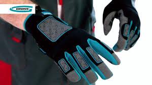<b>Перчатки</b> универсальные <b>комбинированные</b> DELUXE, GROSS ...