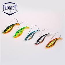 Online Shop 1Pcs VIB Hard <b>Fishing Lure</b> 8cm 20.5g Jig Head Baits ...