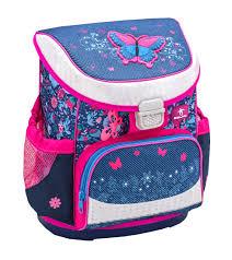 Удобный и вместительный <b>ранец Belmil MINI</b>-<b>FIT</b> для девочек ...