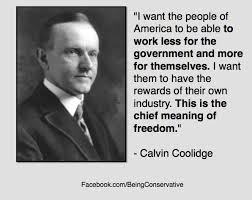 「Coolidge, cleaned up the rampant corruption of the Harding administration」の画像検索結果