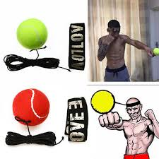 <b>Fight Speed Ball</b> Reflex Speed For Training <b>Boxing</b> Punch Exercise ...