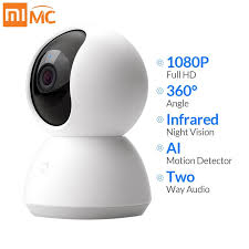 Xiaomi <b>Mijia Mini</b> IP Camera Wifi <b>1080P HD</b> Infrared Night Vision ...