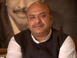 Politician Sudhanshu Mittal - 8222