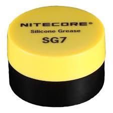 ≡ Силиконовая смазка для <b>фонарей</b> Nitecore SG7, <b>5g</b> – купить по ...