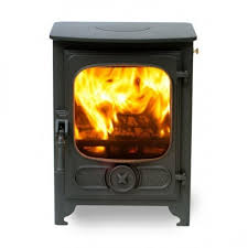 Charnwood Country 4 Woodburning Stove - Stoves Are Us