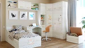 Комплект мебели <b>Марвин</b> №5 | <b>Сканд Мебель</b> Комната для девочки