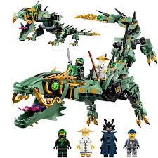 <b>Building Blocks Brinquedos Model</b> set Figures Toys Flying mecha ...