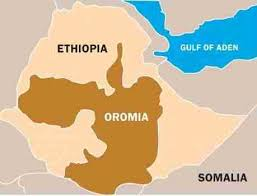 Image result for map of ethiopia showing oromia region