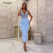 <b>Платье Verngo</b> женское <b>вечернее</b> с кружевными перьями ...