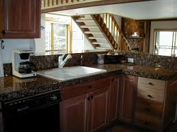 Granite Kitchen Counter Top Kitchen Counter Top Roundup Mixed Media Kitchen Countertops