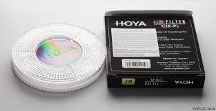 Поляризационные <b>светофильтры Hoya PL-CIR HD</b>: подробный ...
